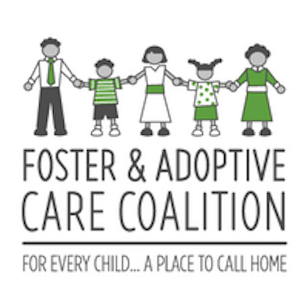 Foster Care and Adoptive Coalition Stacked Logo