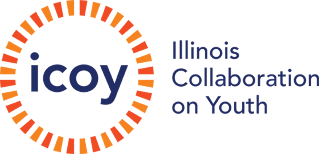 Illinois Collaboration on Youth Logo