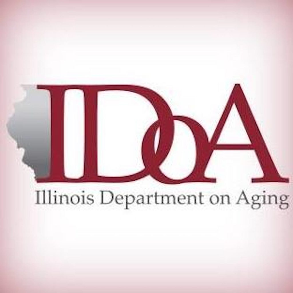 Illinois Department of Aging Logo