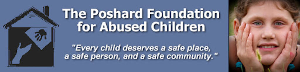 Poshard Foundation for Abused Children logo 2
