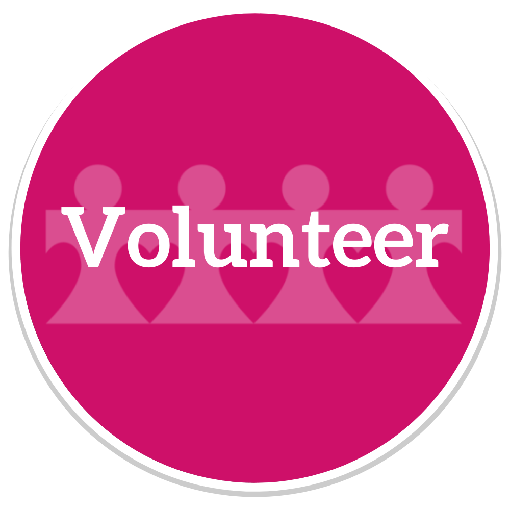volunteer pink