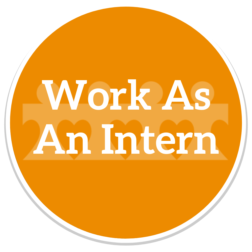 work as an intern